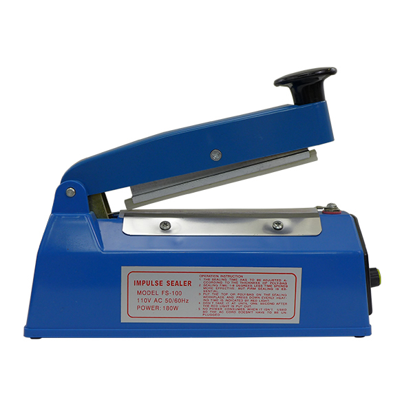 <b>Impulse Sealer For Food Bag Sealing Machine PFS-100</b>