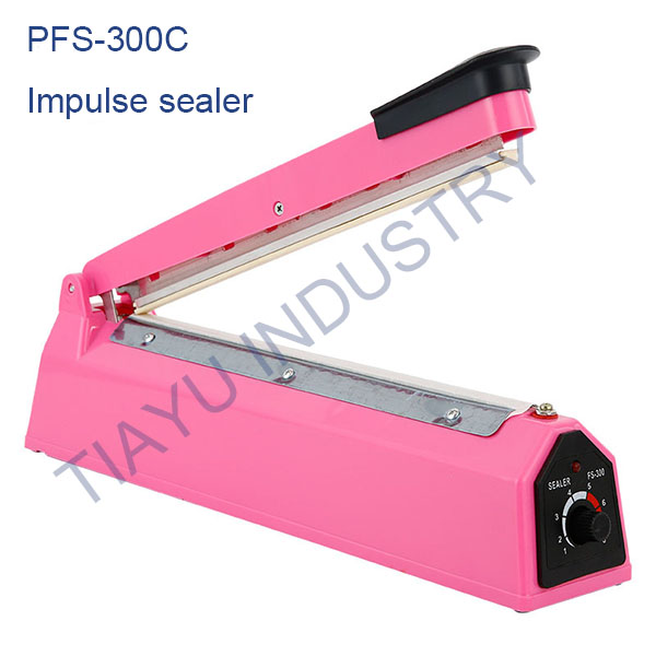 <strong>300 mm Manual Plastic Film Impulse Heat Sealer PFS-300</strong>