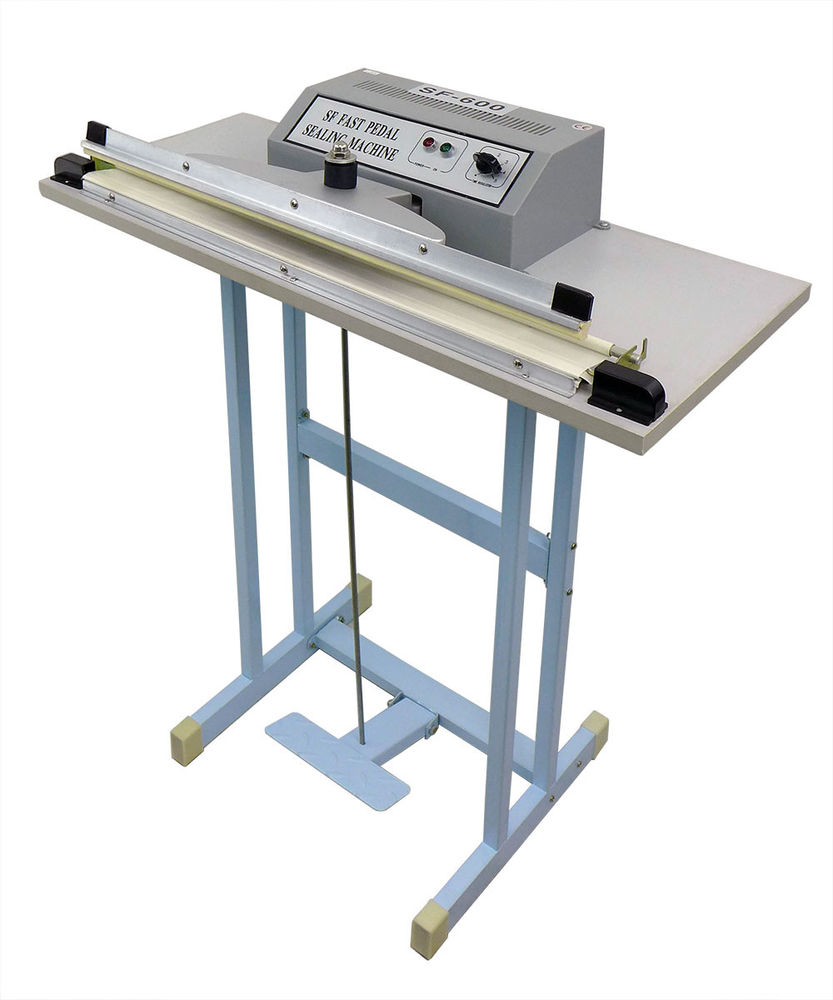 PRODUCTS / Foot Pedal Impulse Sealer-Impulse heat sealer