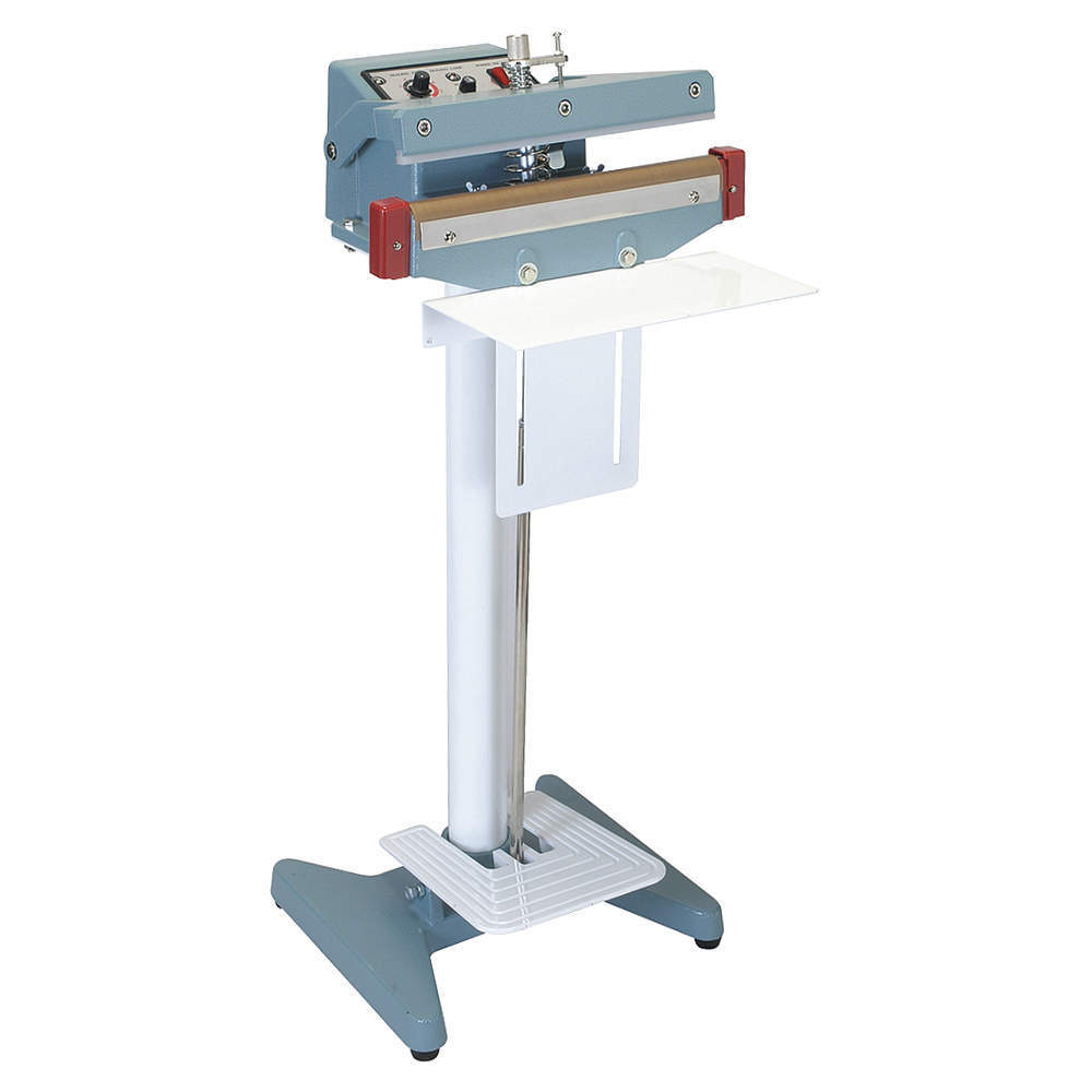 Single Foot Pedal Impulse Heat Sealer With Cutter PFS-300