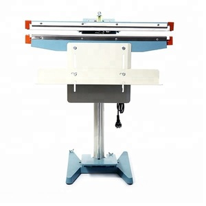 Impulse Foot Heat Sealer Plastic Poly Film Machine PFS-650