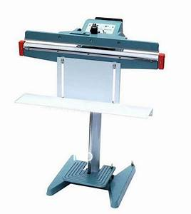 Automatic Foot Heat Impulse Sealer Close Plastic Bag PFS-450
