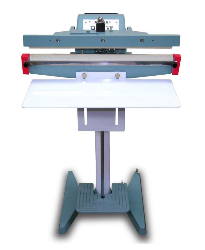 Double Foot Pedal Impulse Heat Sealers With Cutter PFS-350