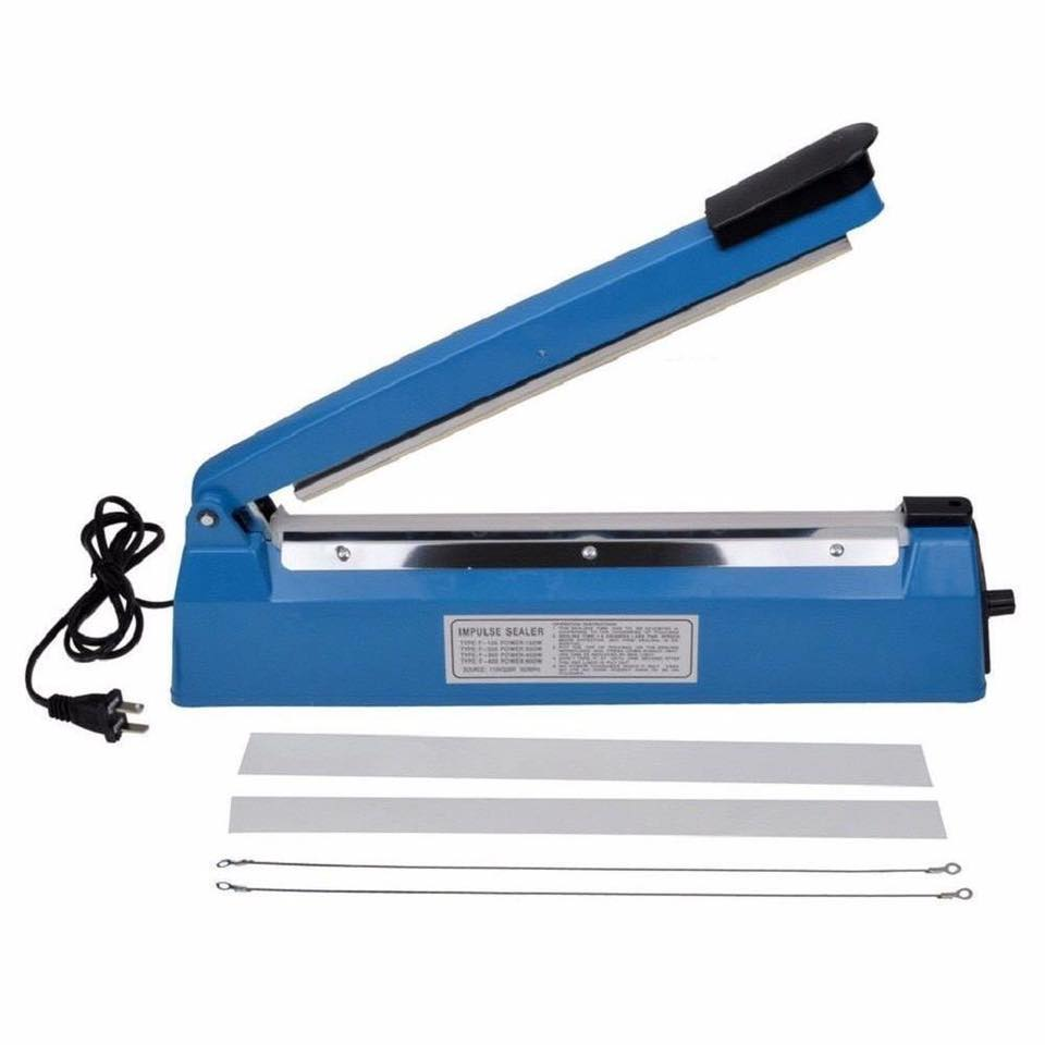 Plastic Body Manual Hand Impulse Sealer Factory PFS-100