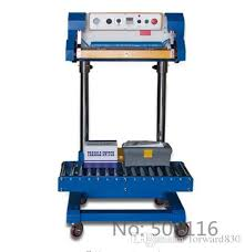 Continuous Sealer Auto Machine
