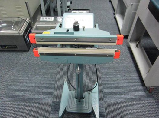 Heavy Duty Industrial Foot Impulse Heat Sealer PFS -350