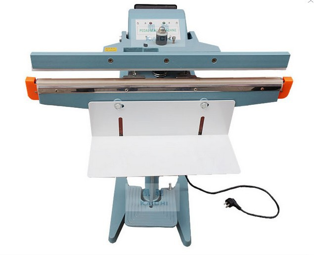 Single Jaw Vertical Foot Impulse Sealer Machine PFS-400DS