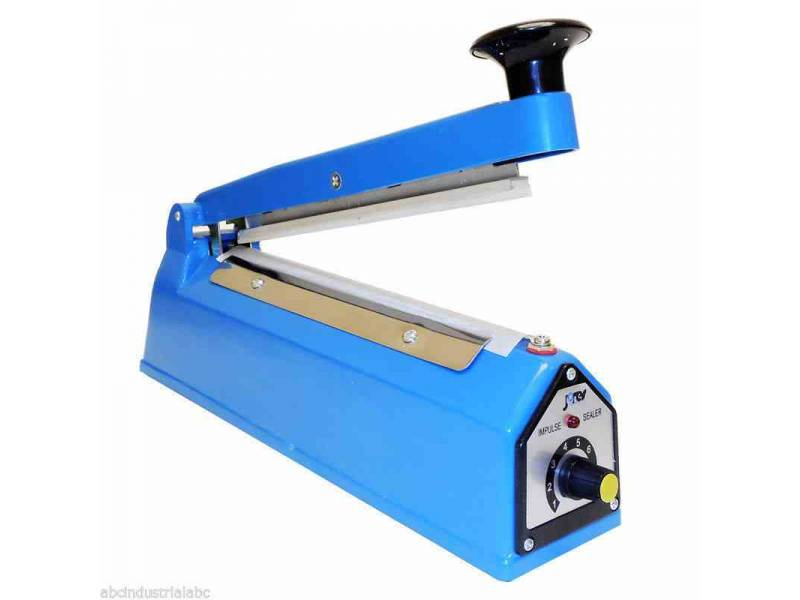 Food Plastic Bag Impulse Mini Sealer Packing Machine PFS-150