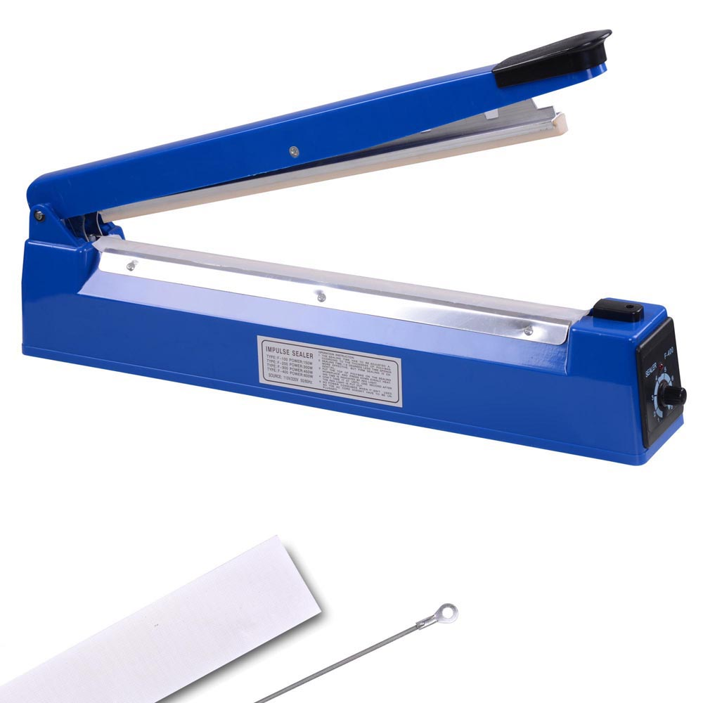 <strong>Impulse Heat Sealer Electric Plastic Poly Bag Seal PFS-200</strong>