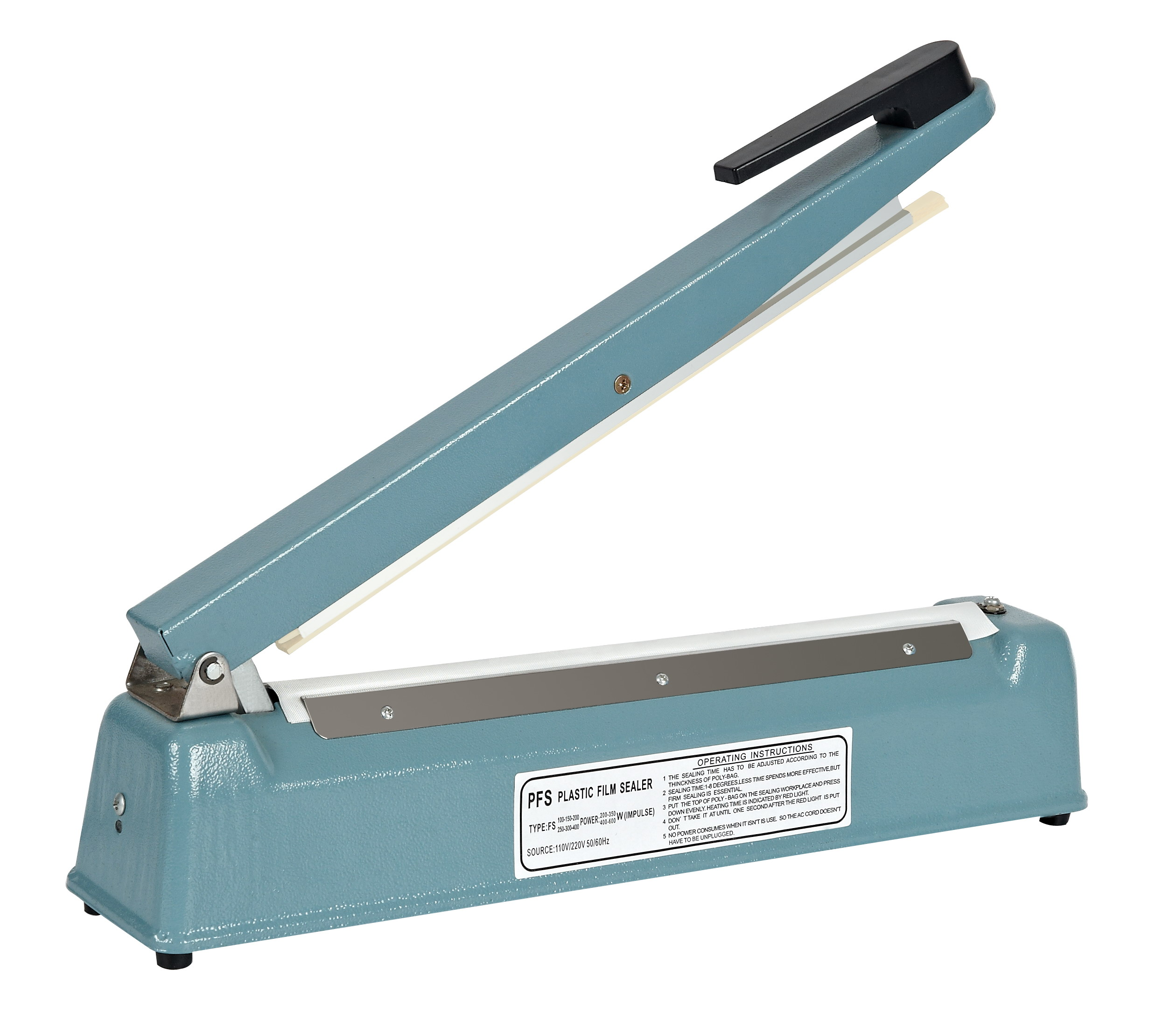 <b>Iron Body Manual Impulse Heat Sealer FS-300</b>
