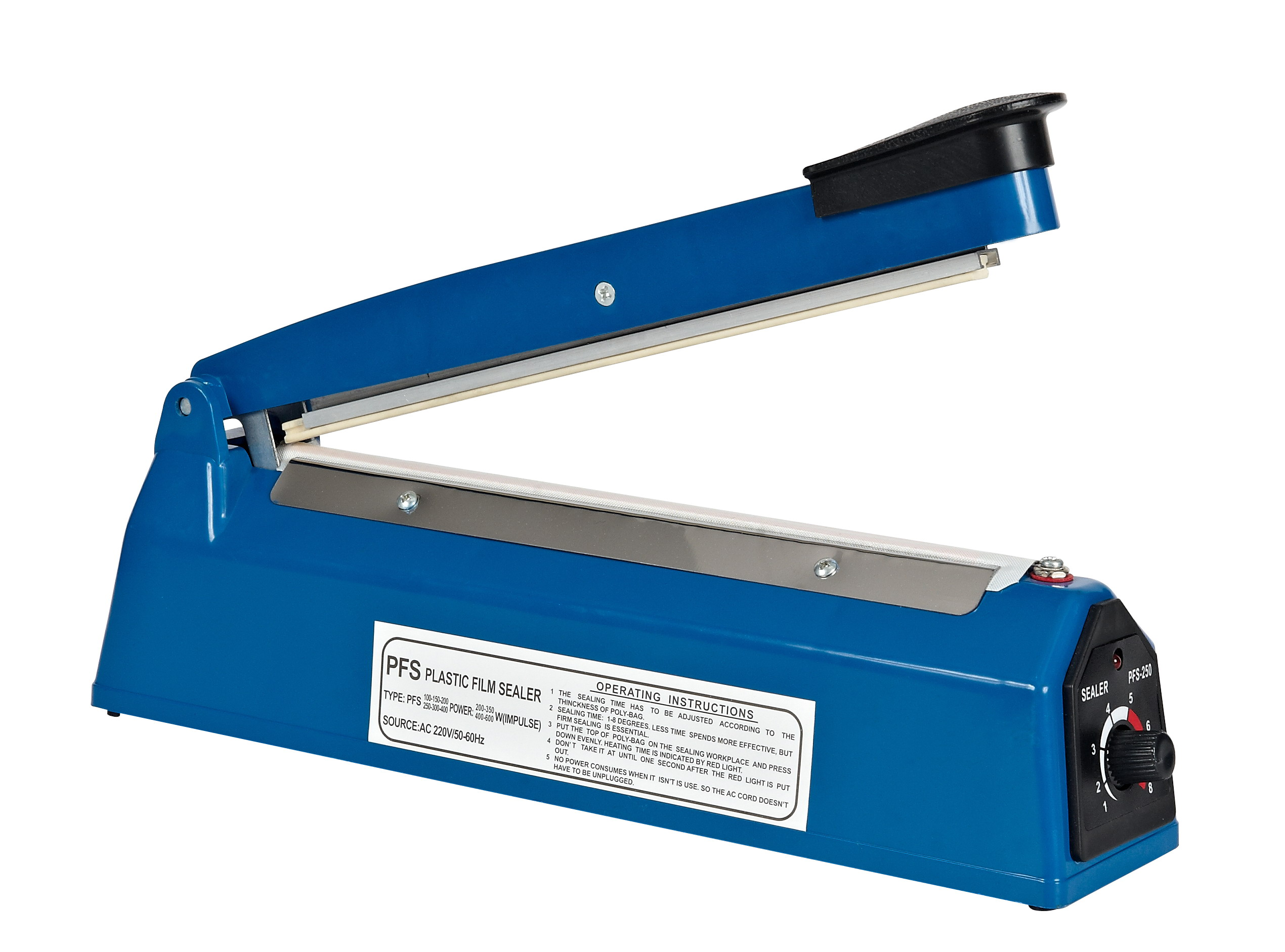 <b>Plastic ABS Case Impulse Sealer Machine PFS-200</b>