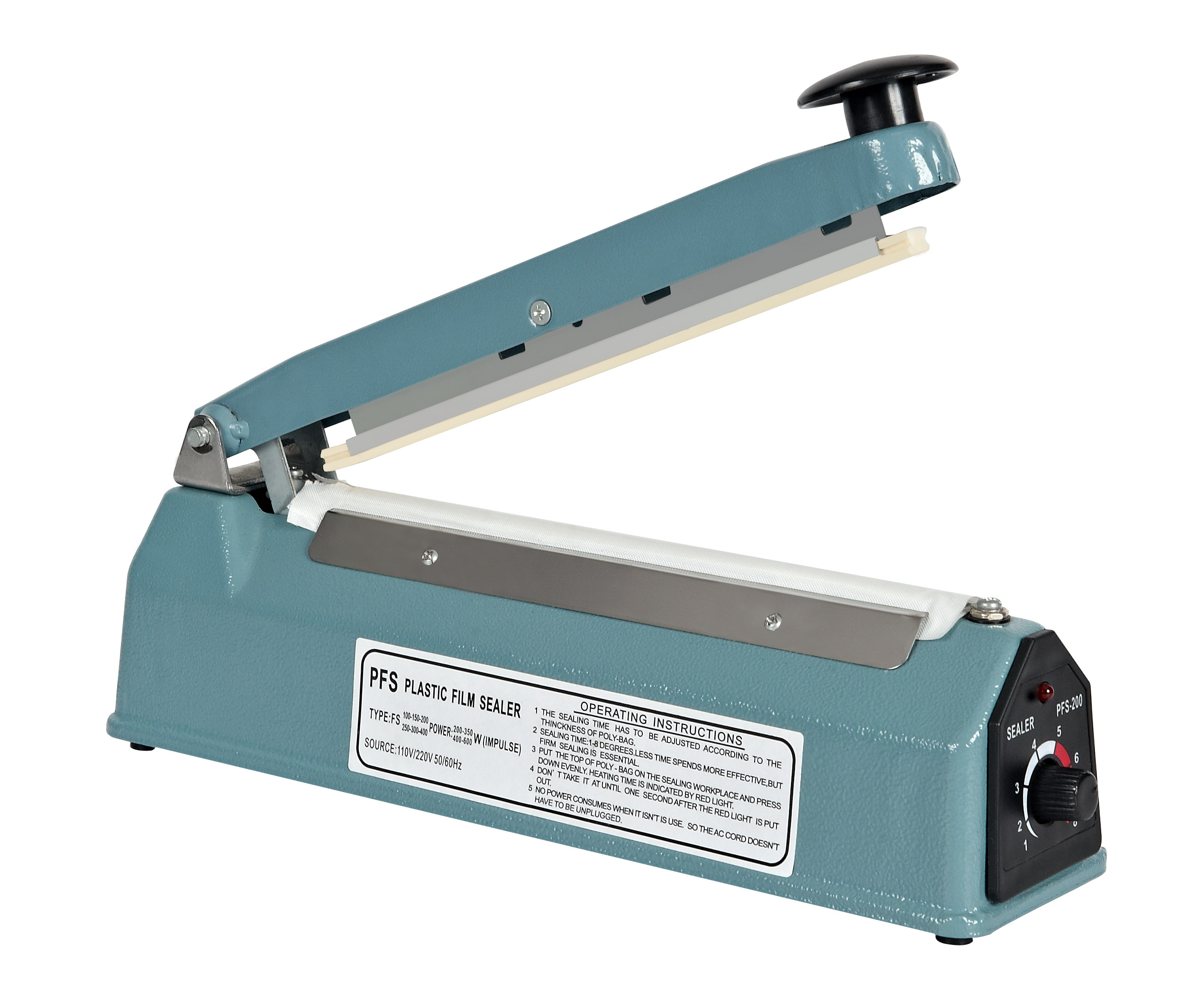 <b>Iron Hand Impulse Sealer Sealing Machine FS-400</b>